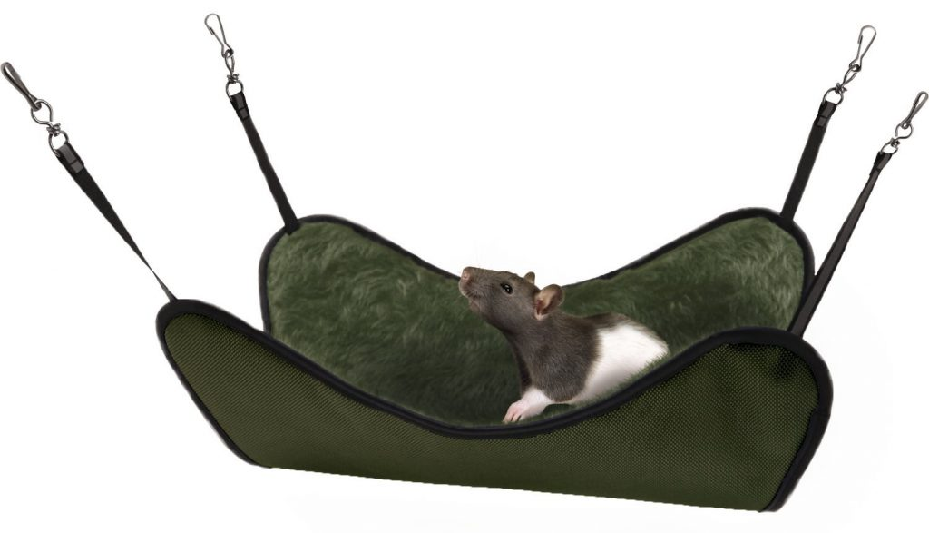 Interpet Limited Super Pet Hanging Fuz Hammock